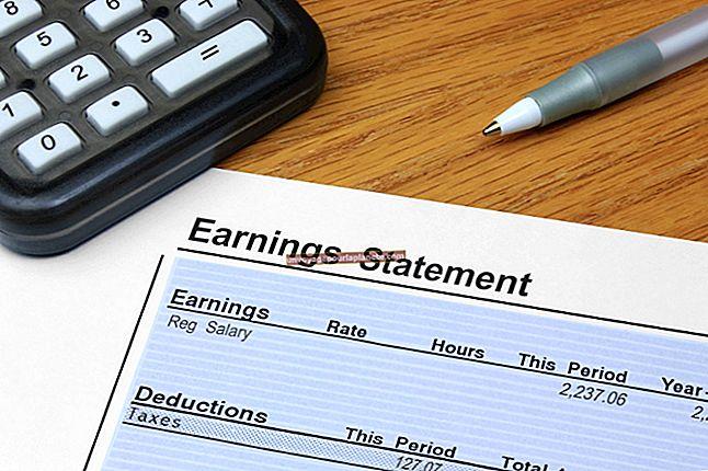 Mức lương được trả có nghĩa là gì?