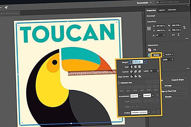 Como transformar um traço em uma forma no Adobe Illustrator