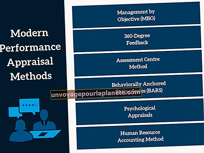 Lista de amostra de realizações em uma avaliação de desempenho