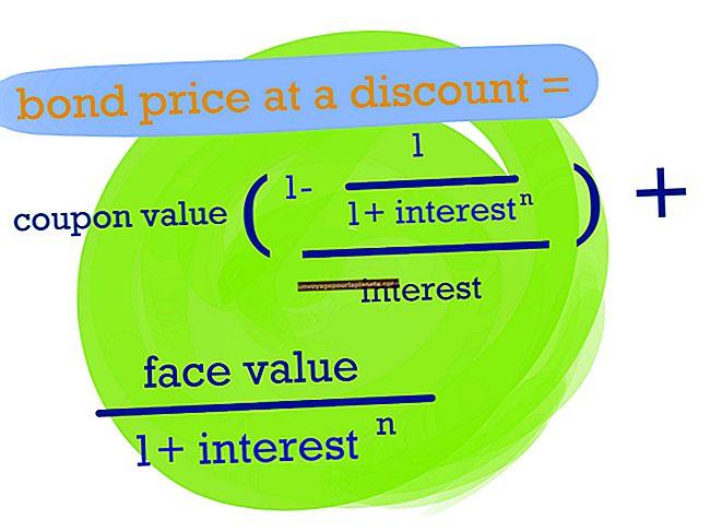 Como faço para calcular o preço de mercado de um título?