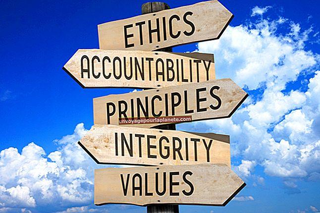 O que são padrões éticos no local de trabalho?