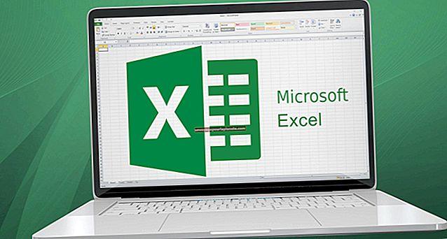 Các hàm đếm khác nhau trong Excel