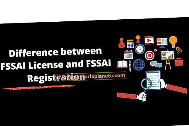 Qual é a diferença entre uma licença de revendedor e uma licença comercial?
