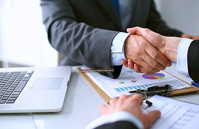 Definição e exemplos de transações comerciais
