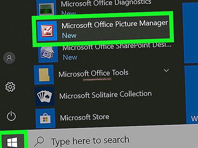 Como iniciar um download com o Microsoft Download Manager