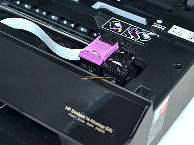 Como verificar se a impressora funciona