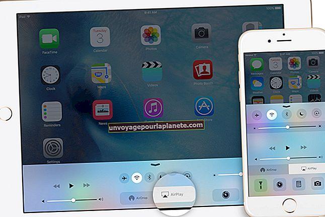 Streaming de vídeo de um MacBook com AirPlay
