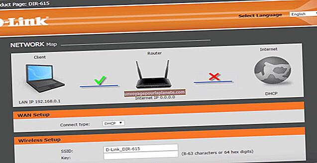 Como alterar as configurações sem fio em um roteador D-Link