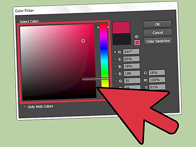 Como imprimir um PDF com uma mudança na cor da fonte