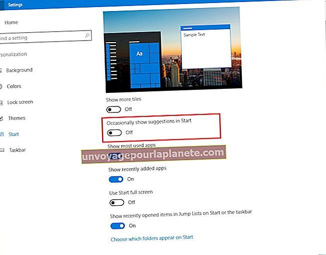 Como se livrar de anúncios pop-up no Windows 8