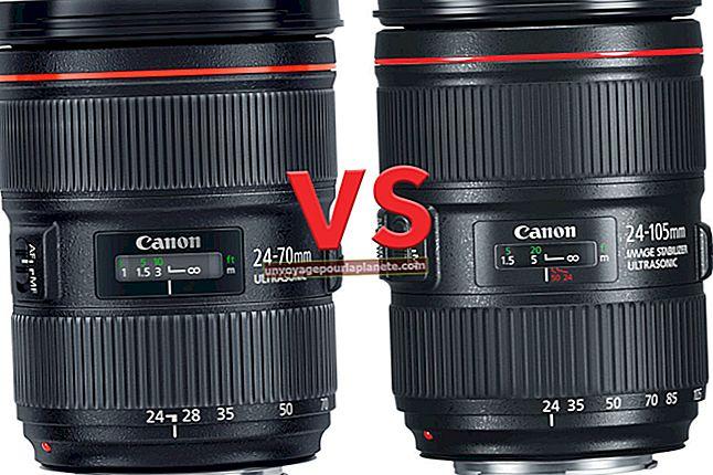 Canon 24-70mm vs. Canon 24-105mm