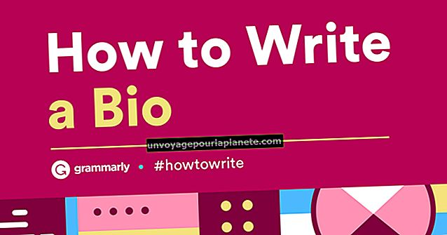 Como escrever uma breve biografia sobre você