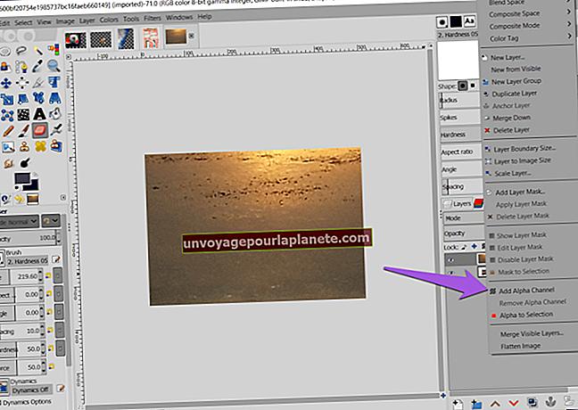 Como trabalhar com textos e caminhos no GIMP