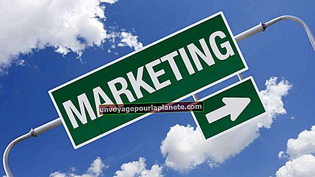 Quais são os quatro tipos de utilitários de marketing empresarial?