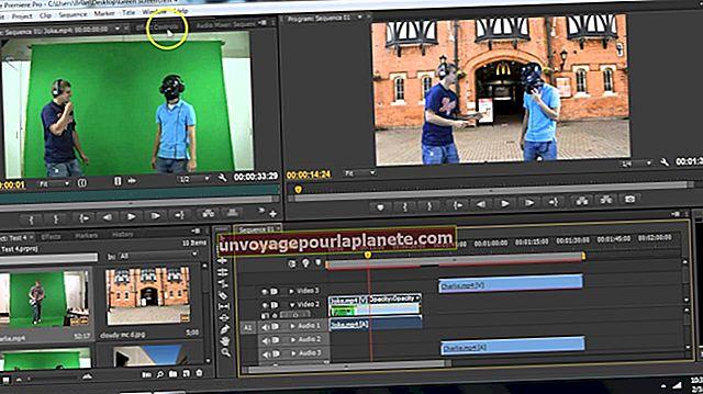 Como remover uma tela verde no Adobe After Effects