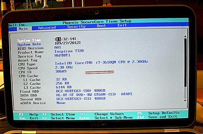 Como atualizar o BIOS em um Dell Inspiron