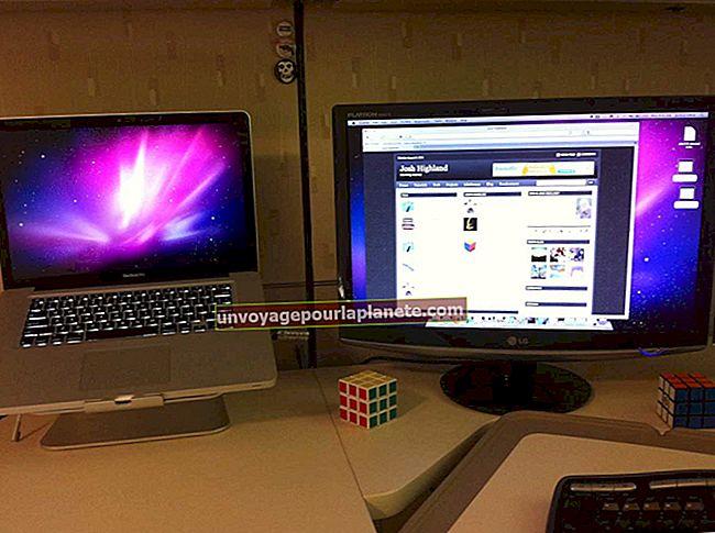 Como conectar um MacBook a um monitor de área de trabalho principal