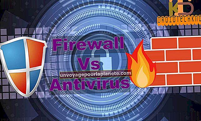 A diferença entre um firewall de hardware e um firewall de software