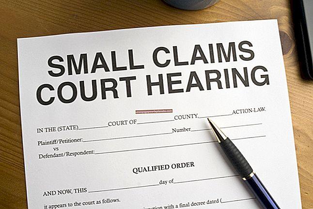 Cách khởi kiện một doanh nghiệp tại Tòa án khiếu nại nhỏ