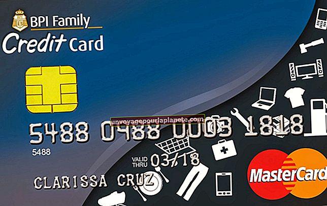 Cách xác thực thông tin thẻ tín dụng