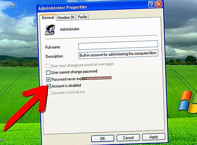 విండోస్ XP లో కంప్యూటర్ అడ్మినిస్ట్రేటర్ ఖాతాను ఎలా తొలగించాలి