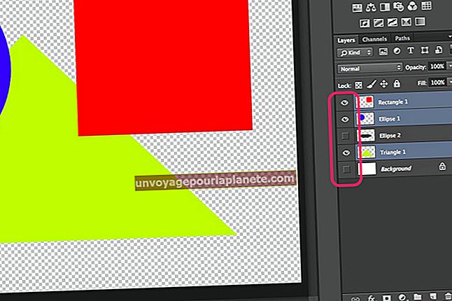 Cách sao chép các lớp trong Photoshop Elements