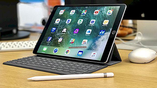 Qual aplicativo é comparável ao Excel para um iPad da Apple?